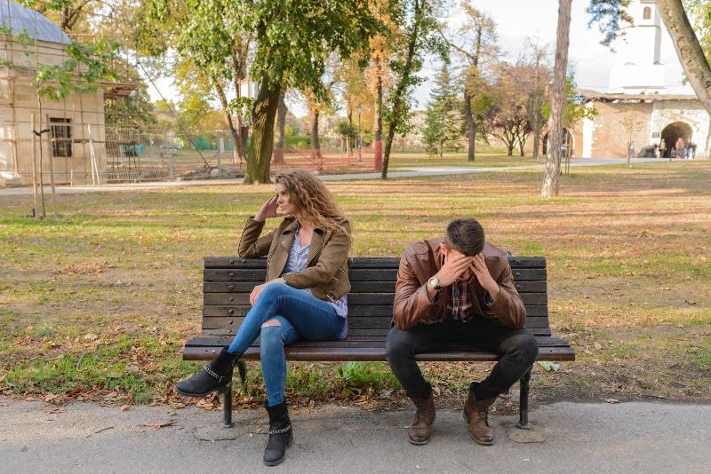 Las continuas discusiones son motivo para las terapias de pareja