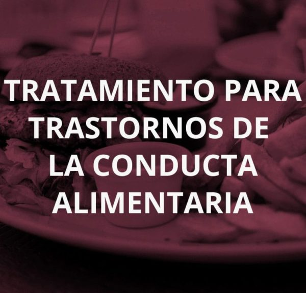 Tratamiento online para trastornos de la conducta alimentaria